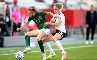Fussball / EM-Qualifikation Frauen
