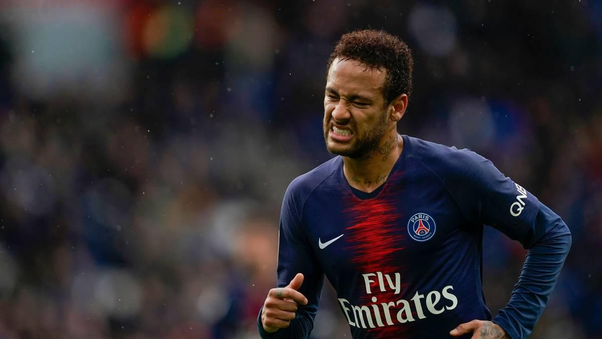 Neymar verriet in einem Interview seinen besten Gegenspieler