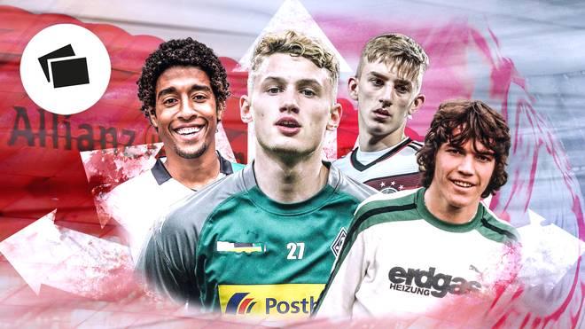 Mickael Cuisance ist der neunte Spieler, der von Gladbach zu Bayern wechselt