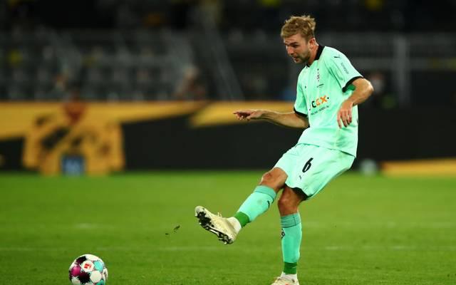 Gladbachs Christoph Kramer musste im Testspiel verletzt ausgewechselt werden