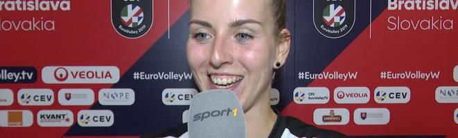Volleyball-EM der Frauen