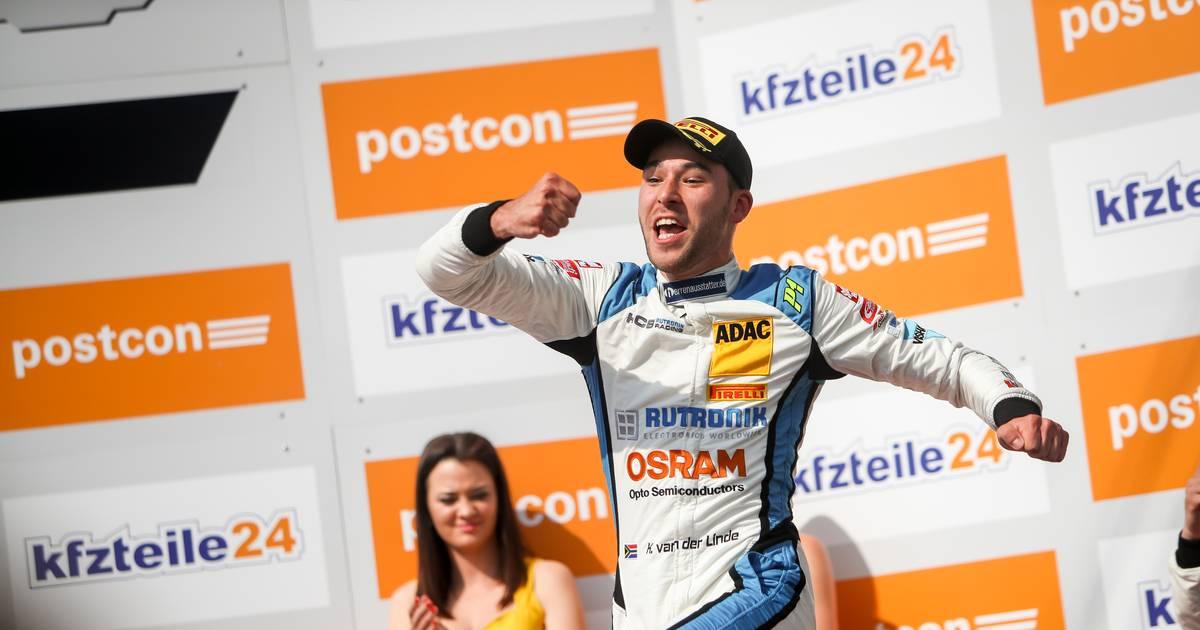 ADAC GT Masters: Champion Kelvin van der Linde im Porträt