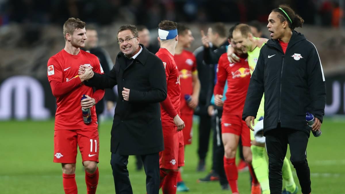 Bayer 04 Leverkusen v RB Leipzig - Bundesliga