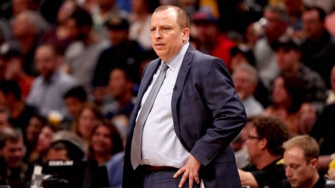 Tom Thibodeau soll der neue Coach der New York Knicks sein