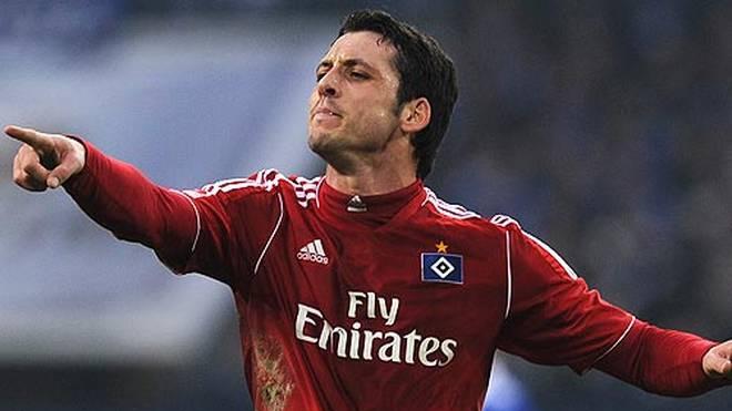 Gojko Kacar spielt seit 2010 in Hamburg