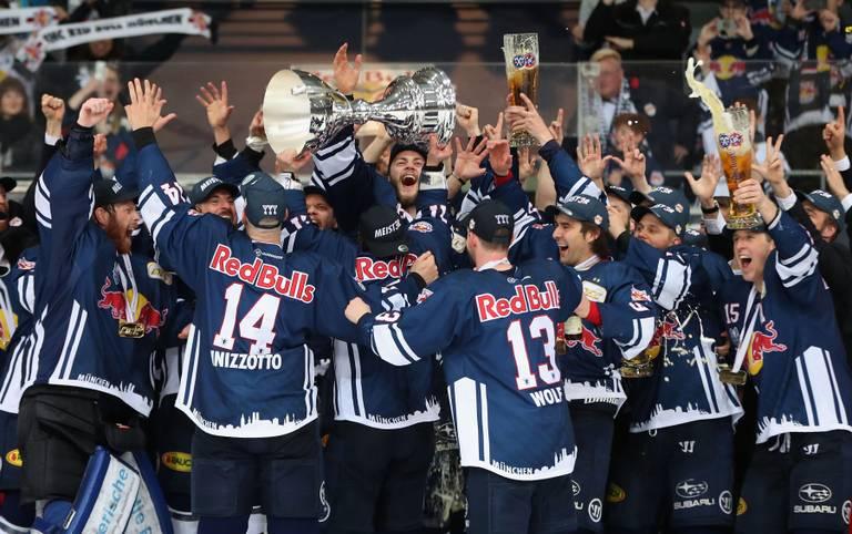 Dreimal in Folge hieß der DEL-Meister zuletzt EHC Red Bull München. Die Bayern träumen vom vierten Titel. Doch wer hat sonst noch Ambitionen auf die Meisterschaft?