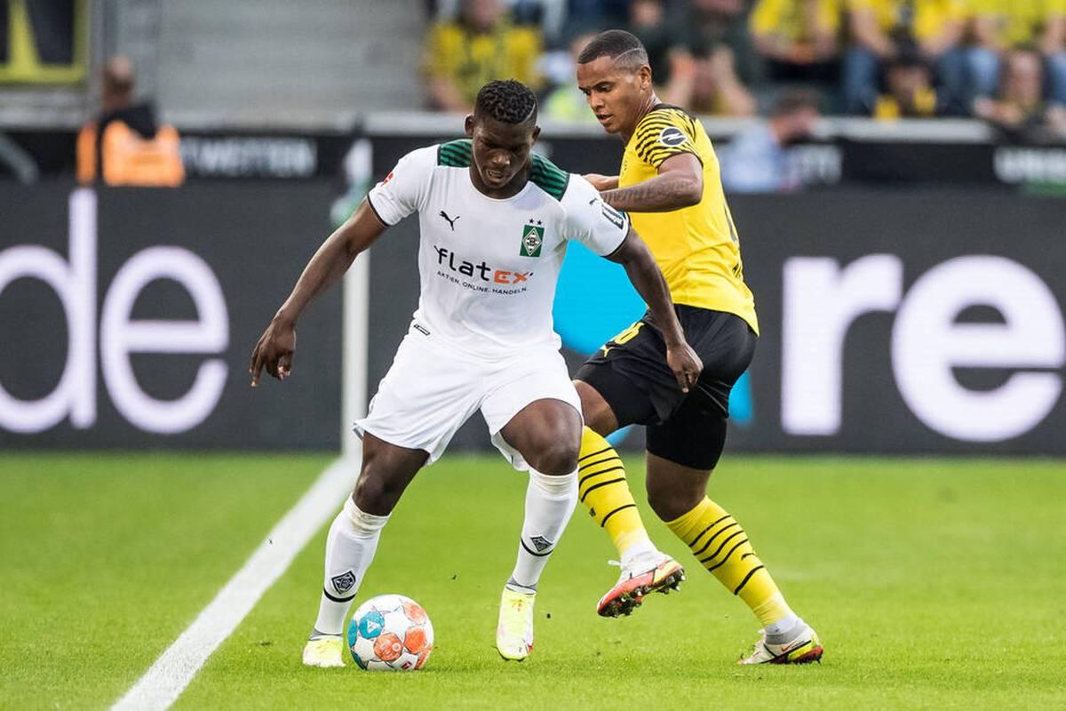 Marco Rose verliert bei seiner Rückkehr zu Borussia Mönchengladbach. Ohne Erling Haaland und Marco Reus gibt es für Borussia Dortmund in Unterzahl nichts zu ernten.