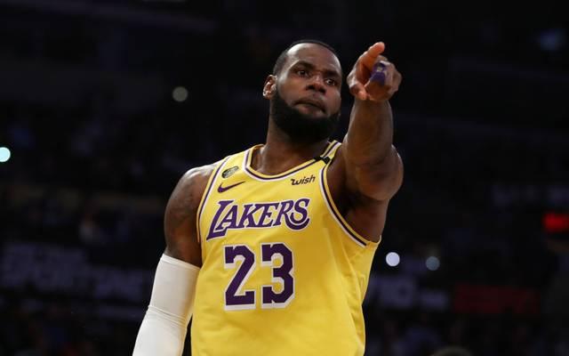 Die Fortsetzung der NBA soll an ein oder zwei Orten stattfinden