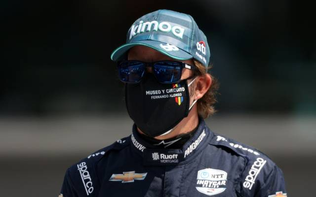 Alonso trotz Rad-Unfall bei Saisonstart dabei