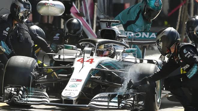 In der Führung der Technik-Abteilung von Mercedes gibt es personelle Veränderungen