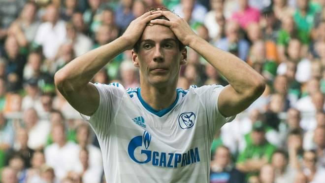 Leon Goretzka wechselte 2013 vom VfL Bochum zu Schalke 04