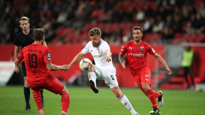 Unterhaching holt einen Punkt gegen Ingolstadt und schnappt sich die Tabellenführung