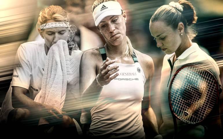 Angelique Kerber hat als erste Nummer eins bei den French Open in der ersten Runde verloren. Doch bei anderen Grand Slams blamierten sich auch schon Legenden des Sports. SPORT1 zeigt alle Spielerinnen, denen das gleiche Schicksal wie Kerber ereilte