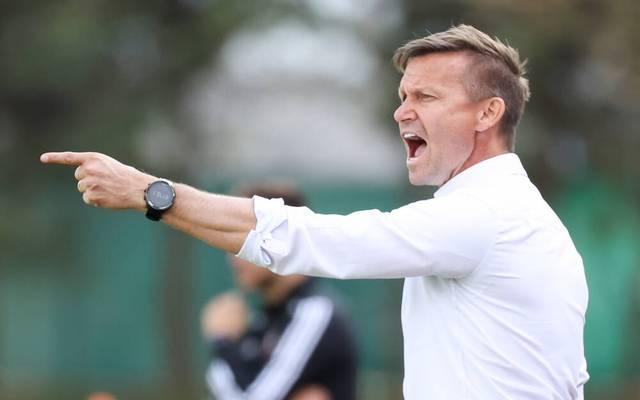 Jesse Marsch ist Trainer von Red Bull Salzburg