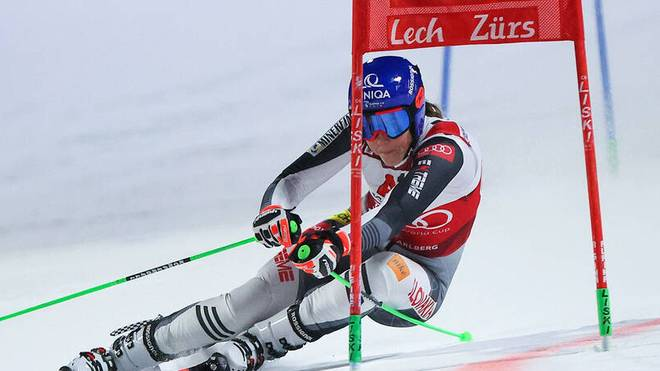 Petra Vlhova war auch im Parallel-Riesenslalom nicht zu schlagen