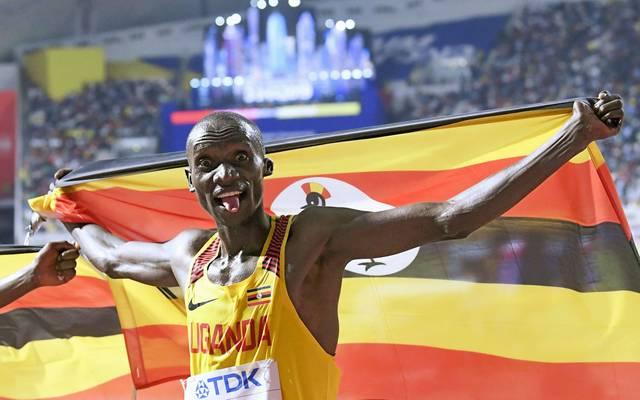 Joshua Cheptegei hat einen Weltrekord aufgestellt