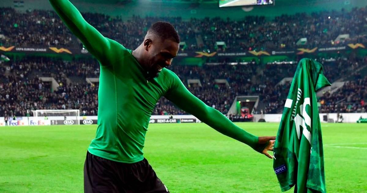 Mönchengladbach: Marcus Thuram über Fans und die Borussia - SPORT1