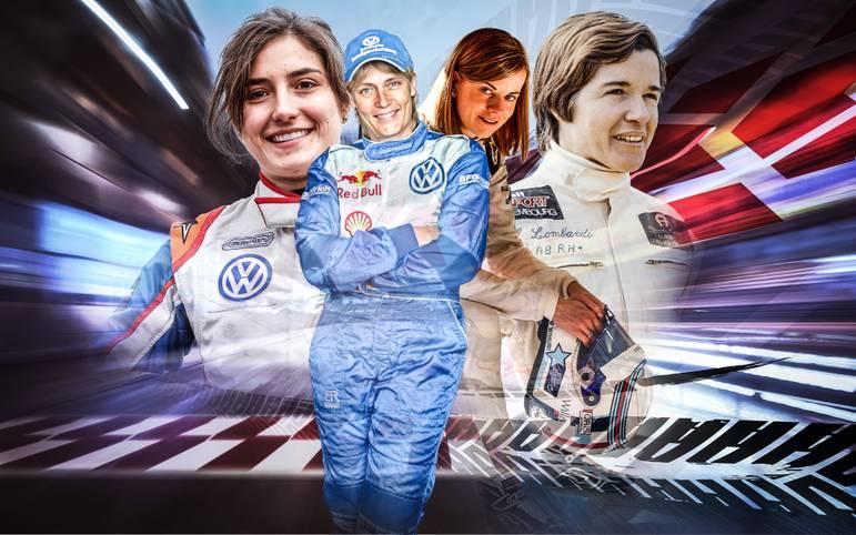 Der Motorsport ist eine absolute Männerdomäne - früher wie heute. Allerdings haben in der Vergangenheit schon einige starke Damen ihre Spuren hinterlassen. SPORT1 zeigt die erfolgreichsten Frauen im Rennsport