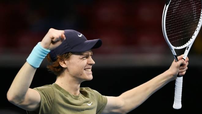Sinner ist der jüngste ATP-Sieger seit zwölf Jahren