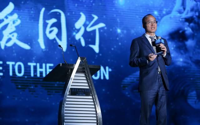 Guo Guangchang ist Besitzer der  Wolverhampton Wanderers