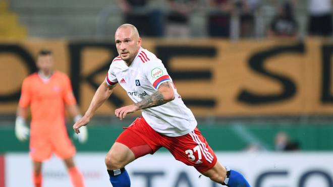 Fehlt dem HSV wochenlang: Toni Leistner