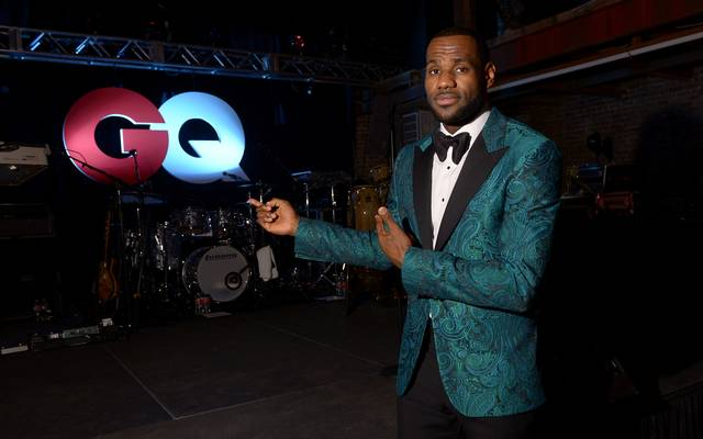 GQ & LeBron James NBA All Star Party Sponsored By Samsung Galaxy And Beats - Inside