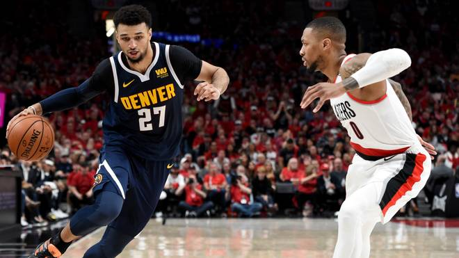 Denver Nuggets v Portland Trail Blazers - Game Four