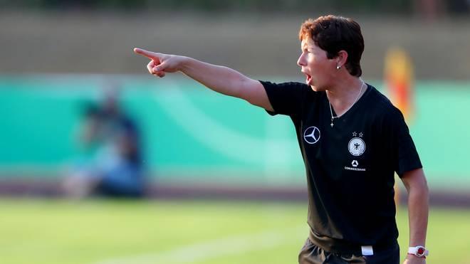 Germany U20 Girl's v Netherlands U20 Girl's