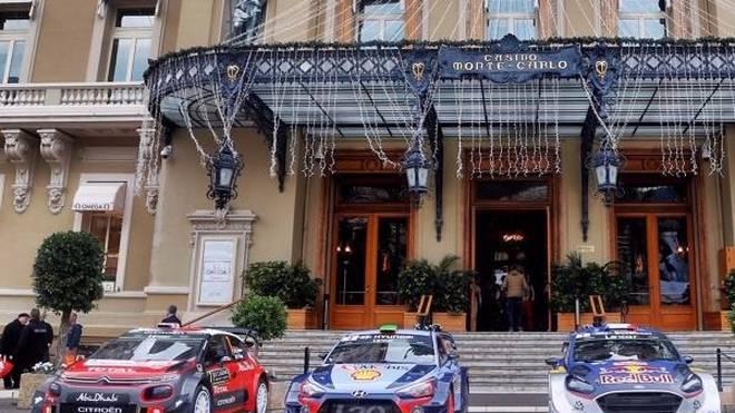Die Rallye-WM beginnt auch 2018 traditionell in Monte Carlo