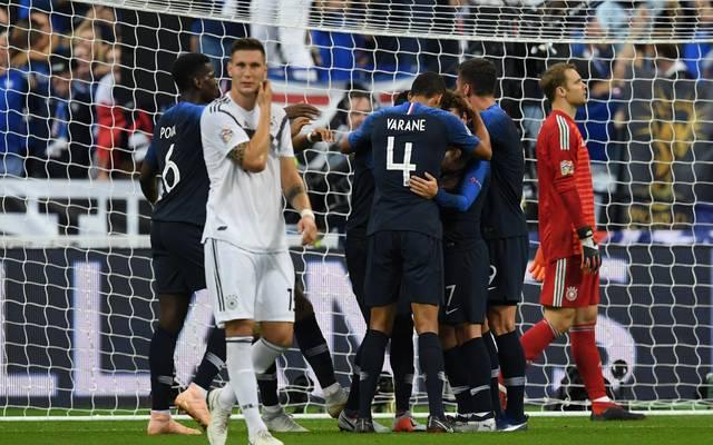 Pressestimmen zum Nations-League-Abstieg der Nationalmannschaft