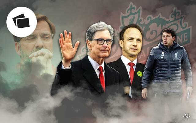 SPORT1 stellt die Schattenmänner hinter Liverpool-Trainer Jürgen Klopp vor