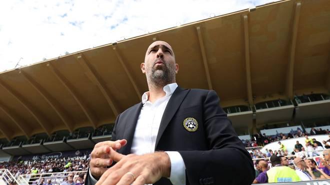 Igor Tudor wurde als Trainer von Udinese Calcio entlassen