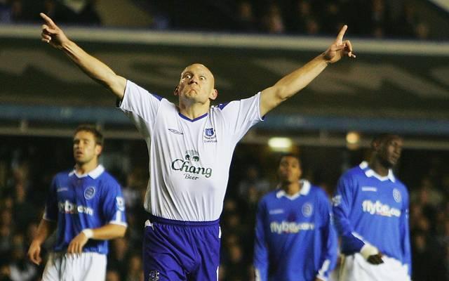 Thomas Gravesen - FC Everton