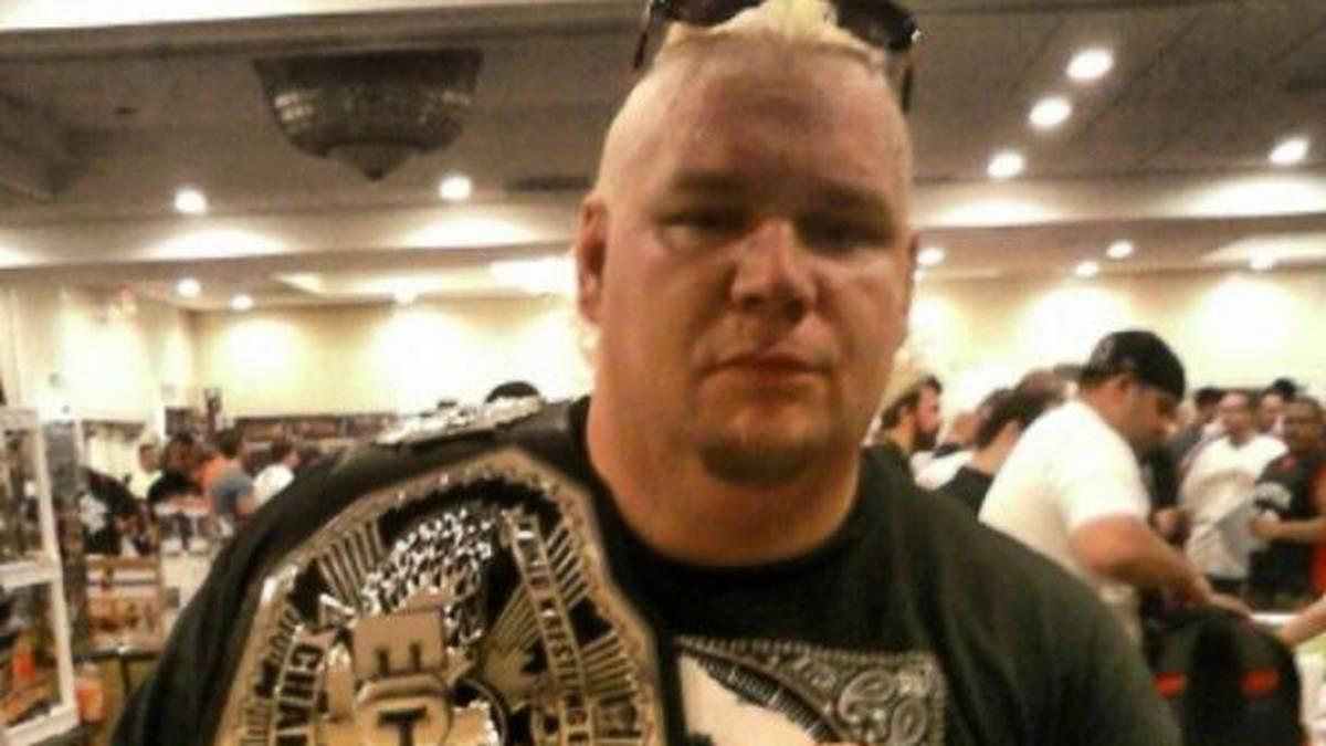 Der frühere ECW-Star Axl Rotten wurde nur 44 Jahre alt Wrestling WWE
