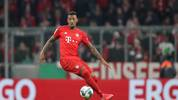 MUNICH, GERMANY - FEBRUARY 05: Jerome Boateng of FC Bayern Muenchen in action during the DFB Cup round of sixteen match between FC Bayern Muenchen and TSG 1899 Hoffenheim at Allianz Arena on February 5, 2020 in Munich, Germany. (Photo by Christian Kaspar-Bartke/Bongarts/Getty Images)