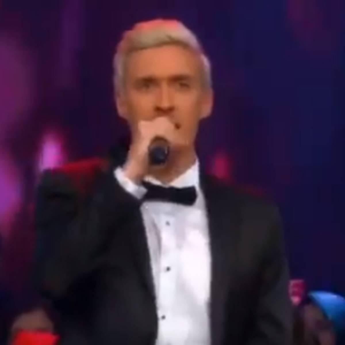 "max kruse von fenerbahce istanbul nimmt bei ""the voice"" in"