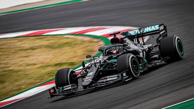 Lewis Hamilton ist Favorit auf die Pole Position