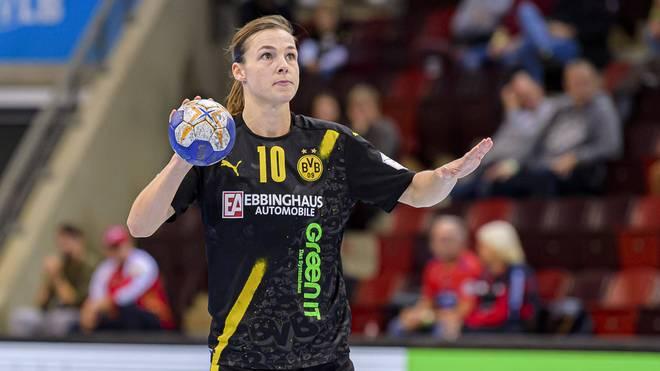 Inger Smits spielt für den BVB