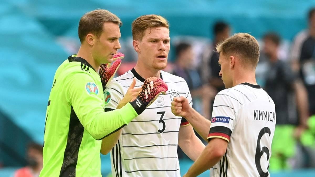 Ballack bringt Kimmich als DFB-Kapitän ins Gespräch