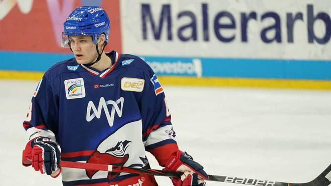 Adler-Jungstar Tim Stützle könnte Leon Draisaitl als höchsten deutschen NHL-Draft ablösen
