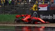 F1 Grand Prix of Germany Charles Leclerc fühlt sich bei seinem Ausscheiden eher an Dragster als an Formel 1 erinnert