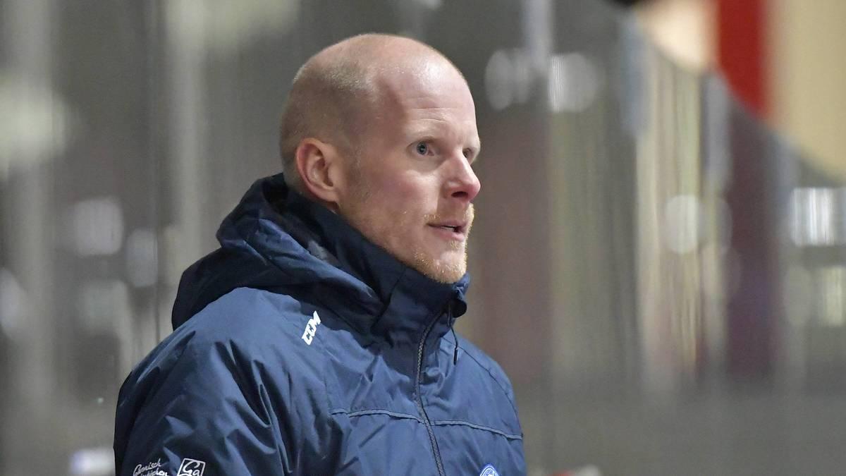 Toni Söderholm war zuletzt war er Cheftrainer beim SC Riessersee