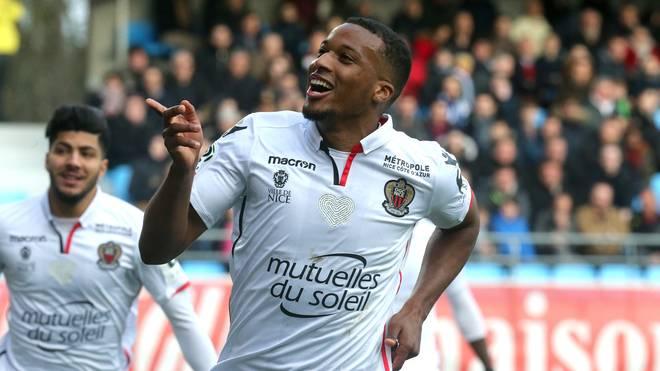Alassane Plea wechselt für eine Rekordsumme von OGC Nizza zu Borussia Mönchengladbach