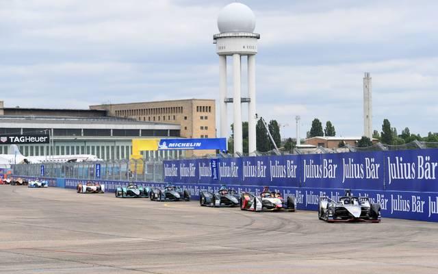 Auch in diesem Jahr fährt die Formel E wieder in Berlin