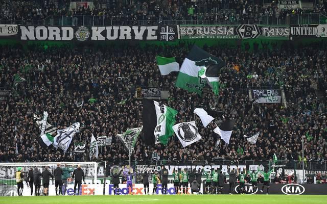 Borussia M/önchengladbach Fanschal Traditionsverein