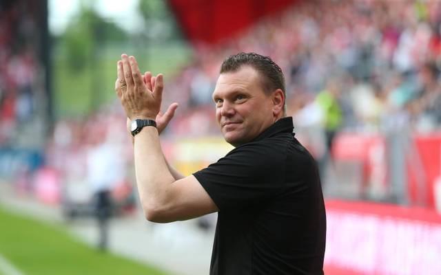Uwe Koschinat verlängert bis 2022 in Sandhausen
