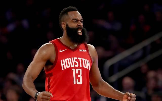 NBA: James Harden mit 61 Punkten gegen Spurs - Schröder führt OKC zum Sieg