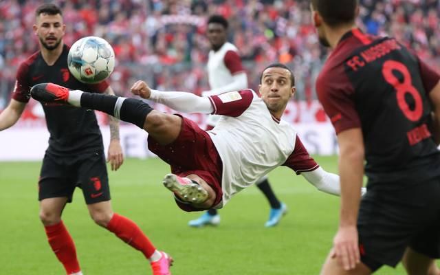 Thiago Alcantara kritisiert die DFL via Twitter