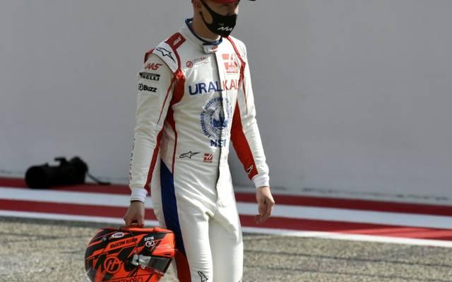 Mick Schumacher gab sein Formel 1-Debüt