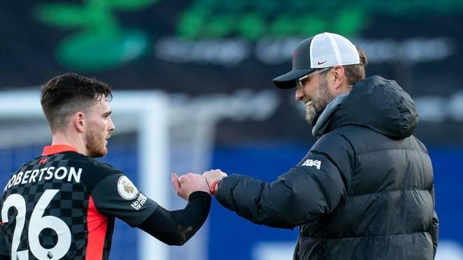 Jürgen Klopp und der FC Liverpool unterstützen einen Achtligisten